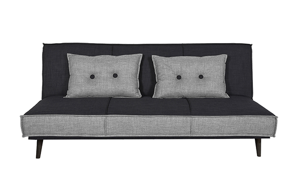 Sofa giường CREMONA - Màu Than