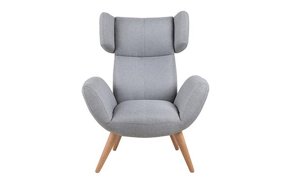 BALFOUR Resting chair - Light grey