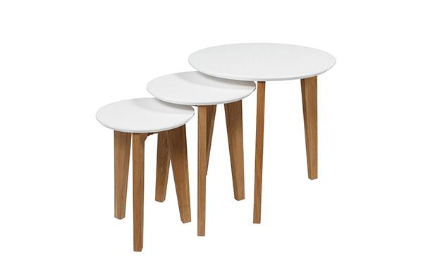 Bộ 3 bàn bên ABIN