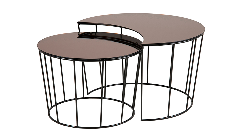 SUNMOON Coffee table set