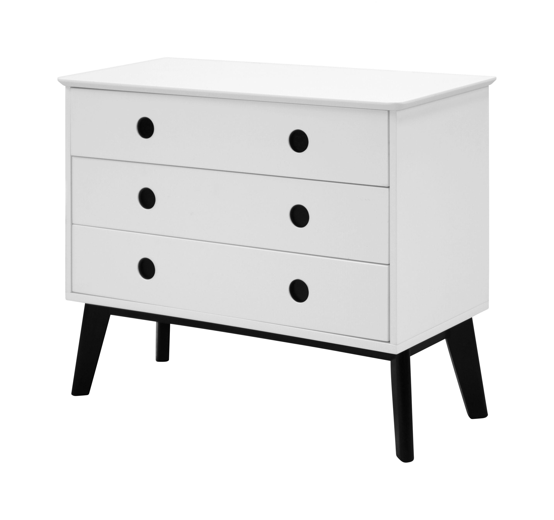 CENTURY Chest w/3 drawers