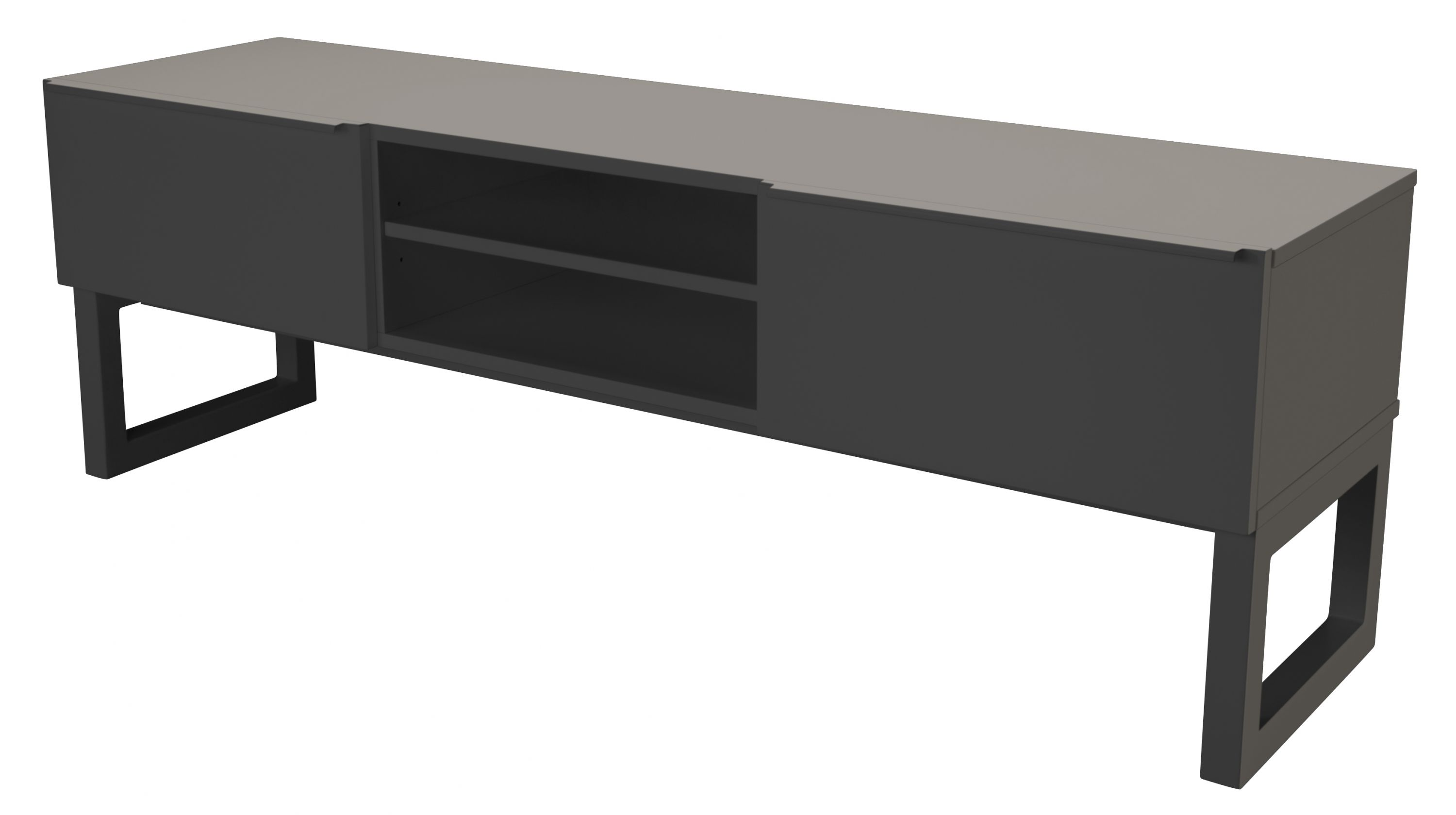 OBVIOUS TV-Unit w/2 drawers