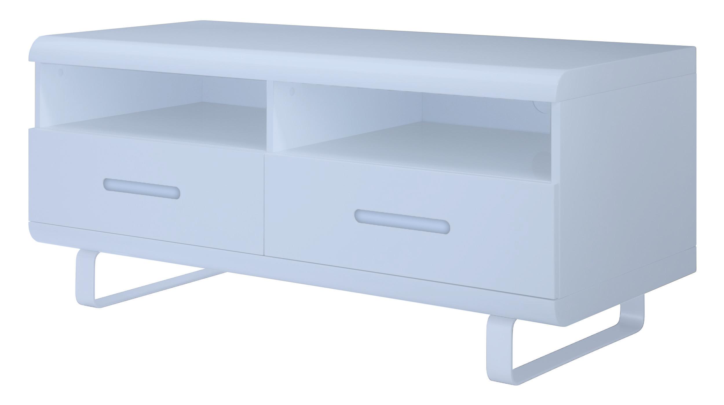 SPACY TV-Unit w/2 drawers