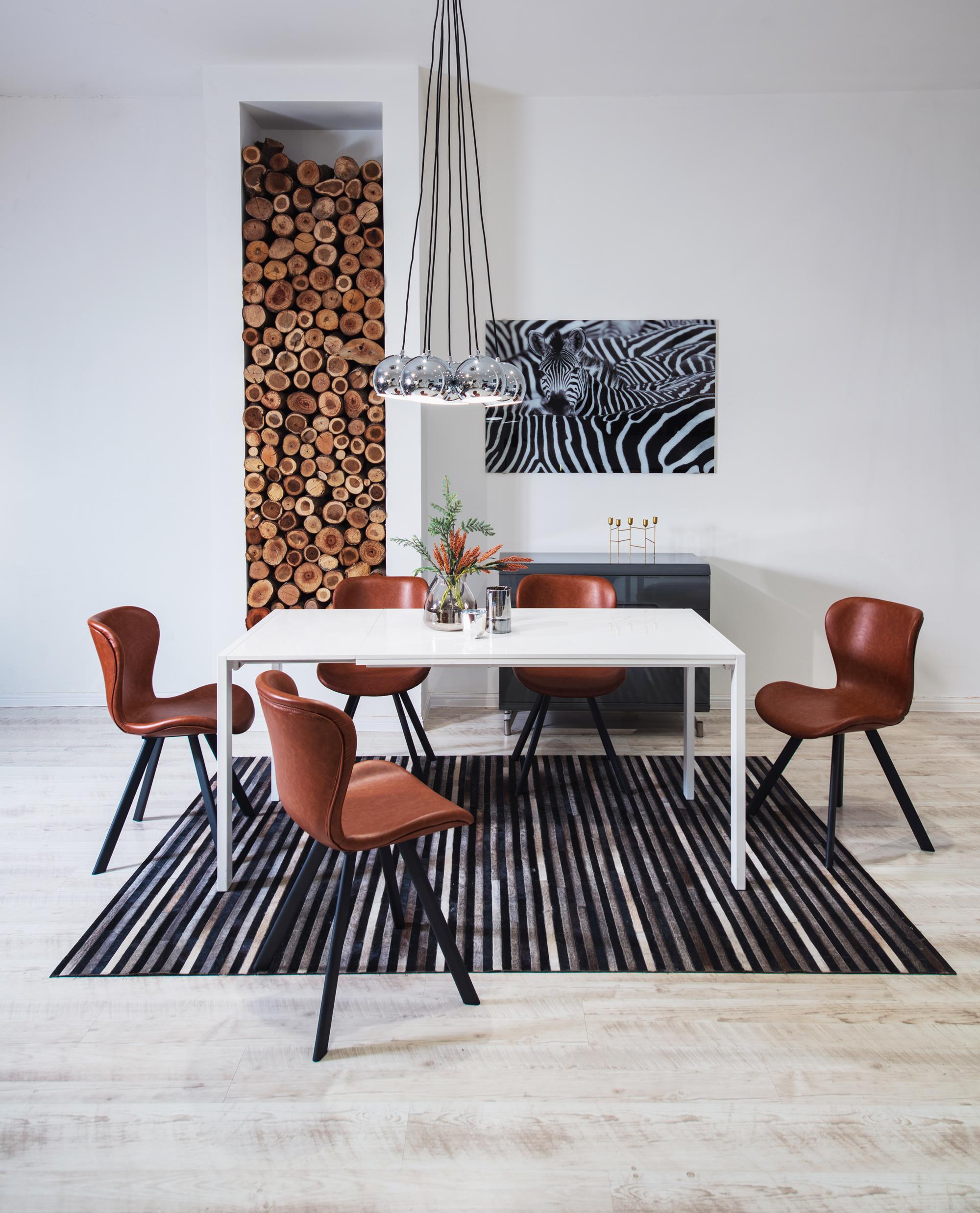 Đơn giản cuộc sống với những bộ bàn ăn mang phong cách Scandinavian